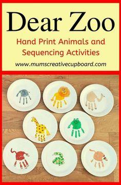 Zoo Activities Preschool, Animal Activities For Kids, Animal Crafts For Kids, Toddler Crafts, Animals For Kids, Preschool Activities, Preschool Learning, Preschool Animal Crafts, Zoo Animals