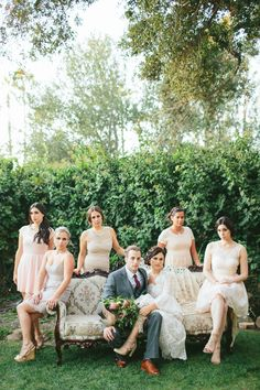 Photography: Aga Jones Photography - blog.agajonesphotography.com/  Read More: http://www.stylemepretty.com/little-black-book-blog/2015/01/27/whimsical-vintage-rancho-buena-vista-adobe-wedding/