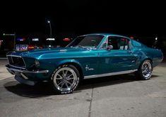 1967 Mustang fastback #mustangvintagecars