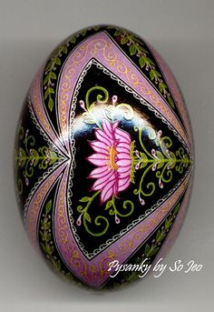 Great place to view some of So Jeo's gorgeous works like this Raspberry Dream Blue Duck Pysanka by so_jeo, via Flickr