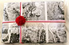 Here are 100 cheap, easy and beautiful DIY gift wrapping ideas. Not only is making your own gift wrap thrifty, it is also a great way to personalize your presents and make them one-of-a-kind. Elegant Gift Wrapping, Creative Gift Wrapping, Wrapping Ideas, Christmas Gift Tags Printable, Christmas Gift Wrapping, Christmas Presents, Creative Christmas Gifts, Christmas Diy, Christmas Decorations