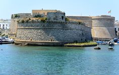 Italian Food Forever » Puglia 2014 Adventure Gallipoli Castle