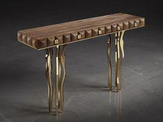 IL PEZZO 10 玄关桌 by Il Pezzo Mancante 设计师Barbara Bertocci, Cosimo Terzani