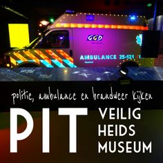 Uitje met de kids: politie, ambulance en brandweer kijken in het PIT Veiligheidsmuseum #leukmetkids #museum Everything Baby, Fun Crafts For Kids, Day Off, Go Outside, Day Trips, Cool Kids, Netherlands, Ambulance, Things To Do