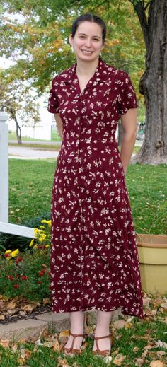 Modest Mom Fall Fashion Idea