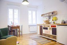 Olisikohan Berliinissä tyylikkäimmät ja edullisimmat airbnb-asunnot?
