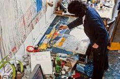 Barbara Rae Barbara Rae, Painters Studio, Glasgow School Of Art, Royal Academy Of Arts, Royal College Of Art, Art Poses, Henri Matisse, Vincent Van Gogh, Artist At Work