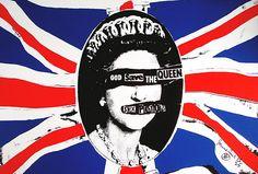 ジェイミー・リード「God Save The Queen」