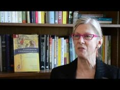"▶ Marjorie Curry Woods on Researching ""Weeping for Dido"" - YouTube"