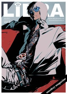 Kekkai Sensen (Blood Blockade Battlefront) #Anime