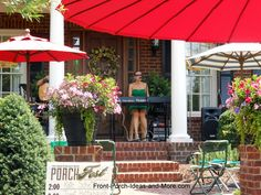 """Porchfest 2015 is June 20 in the Westhaven neighborhood of West Franklin. The event is basically a music fest featuring 60 acts performing on 20 stages, which also happen to be porches. Members of the """"audience"""" can move from porch to porch throughout the three-hour event, which begins at 4 p.m. Saturday, June 20. In addition, there's an art fair and an evening concert at the Westhaven lakeshore that begins at 7 p.m."""