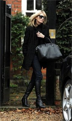 kate moss.. givenchy it bag..