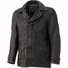 Held 5629 Tribute Leather Jacket - Brown ★★ FREE UK Delivery | FREE UK Returns