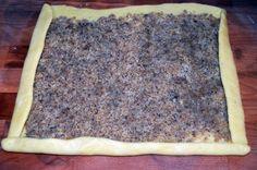 Omlós, ízletes bejgli egyszerűen (bögrésen is) – Rupáner-konyha Pie, Cakes, Hungarian Recipes, Food And Drinks, Poppy, Torte, Cake, Cake Makers, Fruit Cakes