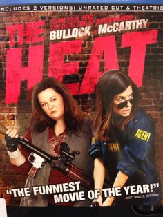 The Heat with Sandra Bullock and Melissa McCarthy