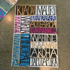 Doodle Inspiration, Design Inspiration, Maori Designs, Nz Art, Maori Art, Doodles, Drawings, Crafts, Kiwi