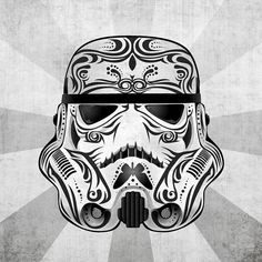 Star Wars x Day of the Dead, Captain Magnificent