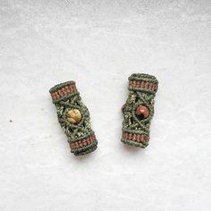 New dreadbeads for mini dreads #Dreadschmuck #dreadperle #dreadjewelry #dreadbead #dreads #dreadlocks #wonderlocks #macrame #makramee #handmade #diy #nature #Natur #forest #Wald #gemstones #Edelsteine #crystals #traumfänger #dreamcatcher #doily #häkeln #crochet #crocheting #wallhanging #wandbehang #spirituality #boho #bohemian #treeoflife