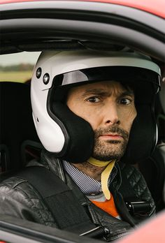 David Tennant causes huge dent while appearing as Top Gear's Star in a Reasonably Fast Car #DoctorWho