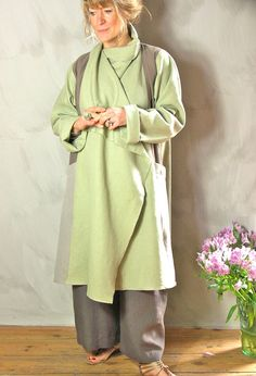 New Edy Jacket in patchwork linens £295.