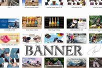Ja spravím BANNER na internetovú stránku. Banner, Paintings, Graphic Design, Baseball Cards, Drawings, Art, Banner Stands, Art Background, Paint