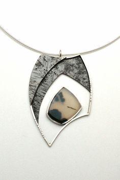 Tammy Rice #jewelry #art #necklace
