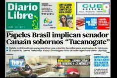 Portadas de los Periódicos de Hoy 12-08-2016