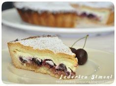 La cucina di Federica: Crostata con ciliegie