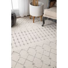 You'll love the Olga Gray Area Rug at Wayfair - Great Deals on all Rugs products with Free Shipping on most stuff, even the big stuff.
