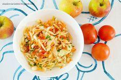 Akademia Ciastek... i nie tylko: Surówka z białej kapusty Cabbage, Vegetables, Ethnic Recipes, Veggies, Vegetable Recipes, Cabbages, Collard Greens
