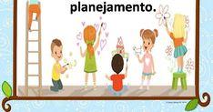 BNCC  - Colocando o pensar e o agir da criança no centro do processo educativo. Autora: Simone Helen Drumond Ischkanian ... Crafts For Kids, Education, Daycare Lesson Plans, Note Cards, Day Planners, Centre, Crafts For Children, Teaching, Crafts For Toddlers