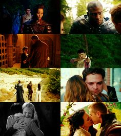 So many feels, grace and Jefferson, Snow and Charming, Snow and Emma; good episode
