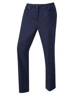 Gabriel II PING Ladies Golf Trousers Navy