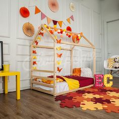 home bed is an original house shaped bed or frame bed for children to sleep and play adorable floor bed will make from a nursery cot to a