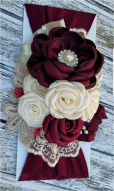 Rosas com fita de cetim - lucre até 6 mil por mês produzindo maravilhas