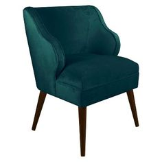 Skyline Accent Chair - Mystere Peacock $319.99
