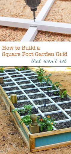 1000 ideas about square foot gardening on pinterest gardening garden planning and vegetable - Square meter vegetable garden ...