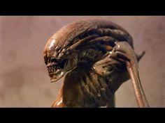 Alien Resurrection Newborn design concepts