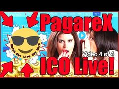 PagareX ICO Live Coin Buy | Did You Double Your Investment In 48 Hours Too?  PagareX ICO Live Coin Buy! Get your Pagarex Coins during the ICO http://ift.tt/2mkq2Qp you increase your chances of a huge ROI when you buy during the ICO phase and allow the coin to appreciate in value. Make money with bitcoin and cryptocurrency with Bitcoin Networker! http://ift.tt/2yGaLwP Get all the tools training and information you'll need to maximize your passive income opportunities in cryptocurrency when…