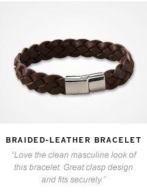 Men's belt from Orvis. great details!