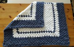Check out this item in my Etsy shop https://www.etsy.com/listing/288137117/crochet-baby-blanket-baby-blue-blanket