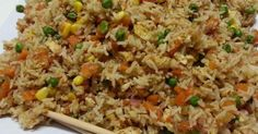 Recipe Non-Fried Fried Rice by Witsy, learn to make this recipe easily in your k. Recipe Non-Fried Fried Rice by Witsy, learn to make this recipe easily in your kitchen machine and discover other Thermomix recipes in Pasta Radish Recipes, Rice Recipes, Asian Recipes, Cooking Recipes, Healthy Recipes, Ethnic Recipes, Szechuan Recipes, Cooking Rice, Entrees