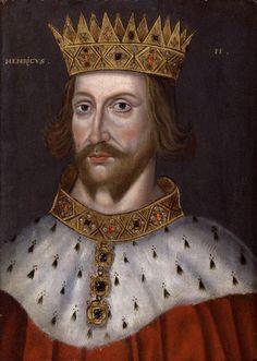 1154 King Henry II 1133-1189 Reigned 1154-1189-ENRICO II PLANTAGENETO