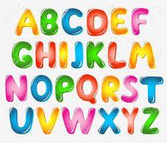 Afbeeldingsresultaat voor letters
