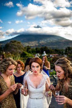 Destination Wedding at the San Jose el Viejo in La Antigua, Guatemala with Photos by davina   daniel – Eliza and Seth