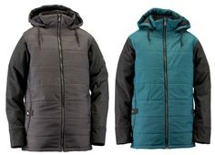 Ride Baker Insulated Sweater Jacket (Large) - NEW 2013!
