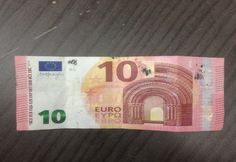 The front of the 10 euro bill features Romanesque architecture as well.  On this bill, there is a Romanesque barrel vault with rounded arches.