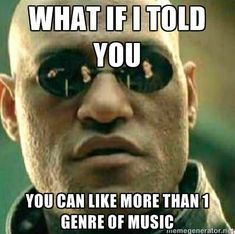 And so here are some of the funniest music related memes we found this year. Take a look, and see what you think!