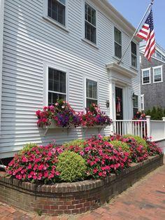 Canton Village Quilt Works | A Day in Nantucket Quilt Shops, Nantucket, Quilts, Landscape, Places, Blog, Ideas, Scenery, Quilt Sets
