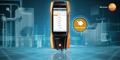 Măsurarea gazelor de ardere cu adevărat inteligentă. | InstalNews.ro Landline Phone, Smartphone, Technology, Tech, Tecnologia